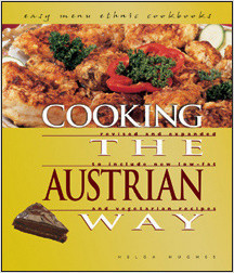 Cover: Cooking the Austrian Way