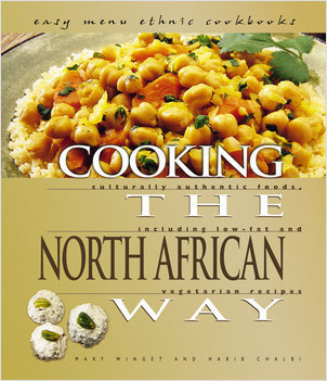 Cover: Cooking the North African Way