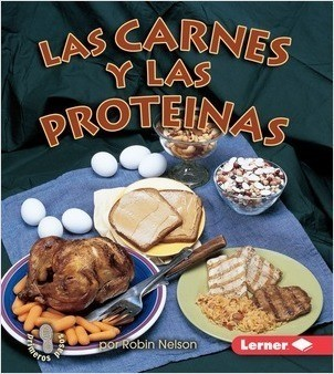 Cover: Las carnes y las proteínas (Meats and Proteins)