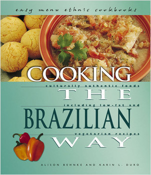 Cover: Cooking the Brazilian Way