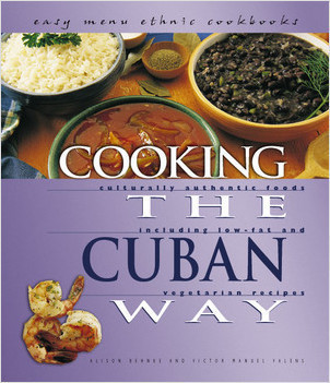 Cover: Cooking the Cuban Way
