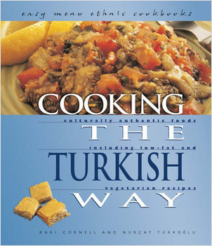 Cover: Cooking the Turkish Way