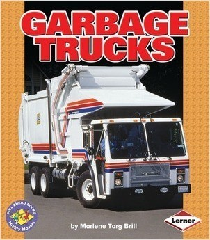 Cover: Garbage Trucks