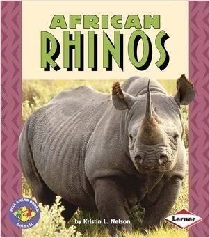 Cover: African Rhinos