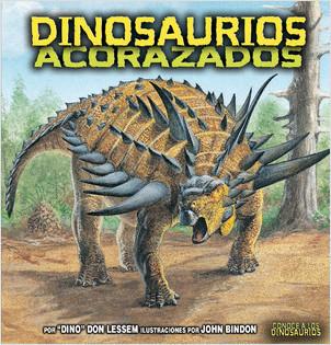 Cover: Dinosaurios acorazados (Armored Dinosaurs)