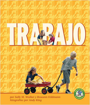 Cover: Trabajo (Work)