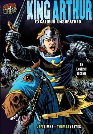 Cover: King Arthur: Excalibur Unsheathed [An English Legend]