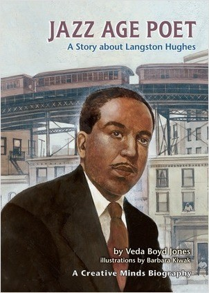 Cover: Jazz Age Poet: A Story about Langston Hughes