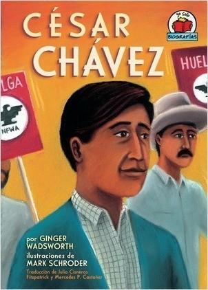 Cover: César Chávez