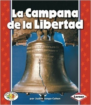 Cover: La Campana de la Libertad (The Liberty Bell)