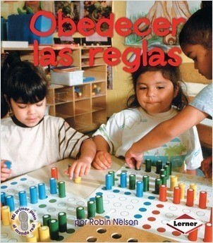 Cover: Obedecer las reglas (Following Rules)