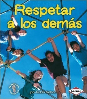 Cover: Respetar a los demás (Respecting Others)