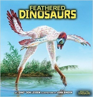 Cover: Feathered Dinosaurs