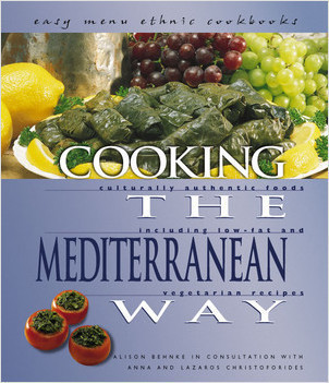 Cover: Cooking the Mediterranean Way