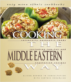 Cover: Cooking the Middle Eastern Way
