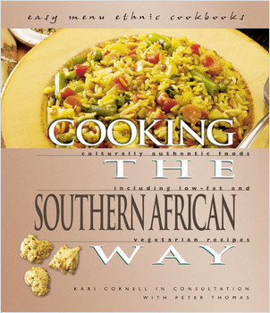 Cover: Cooking the Southern African Way