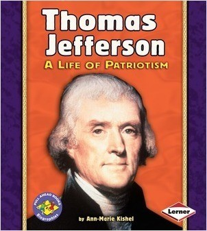 Cover: Thomas Jefferson: A Life of Patriotism