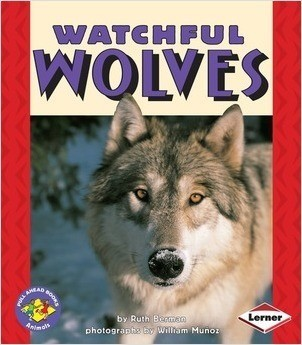 Cover: Watchful Wolves