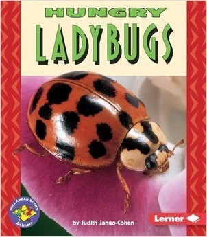 Cover: Hungry Ladybugs