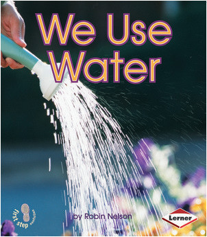 Cover: We Use Water