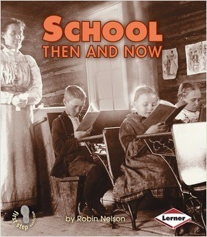 Cover: School Then and Now