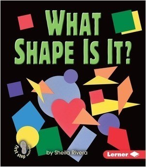 Cover: What Shape Is It?