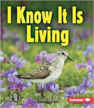 Cover: I Know It Is Living
