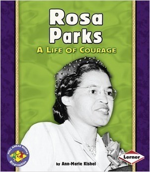 Cover: Rosa Parks: A Life of Courage