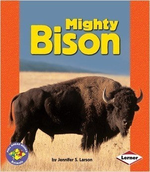 Cover: Mighty Bison