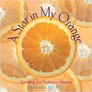 Cover: A Star in My Orange: Looking for Nature's Shapes