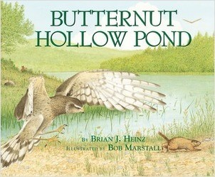 Cover: Butternut Hollow Pond