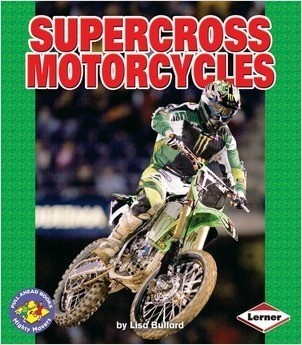 Cover: Supercross Motorcycles