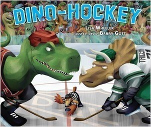 Cover: Dino-Hockey