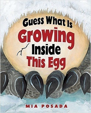 Cover: Guess What Is Growing Inside This Egg