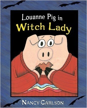 Cover: Louanne Pig in Witch Lady, 2nd Edition