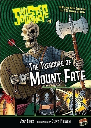 Cover: The Treasure of Mount Fate: Book 4