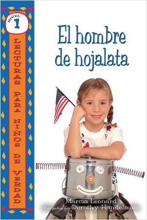 Cover: El hombre de hojalata (The Tin Can Man)