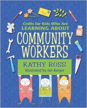 Cover: Crafts for Kids Who Are Learning about Community Workers