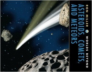 Cover: Asteroids, Comets, and Meteors