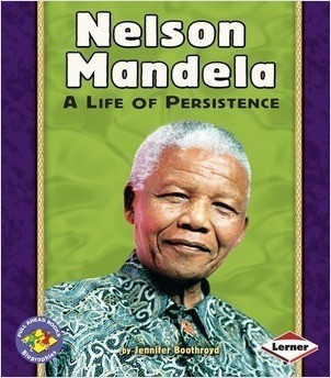 Cover: Nelson Mandela: A Life of Persistence