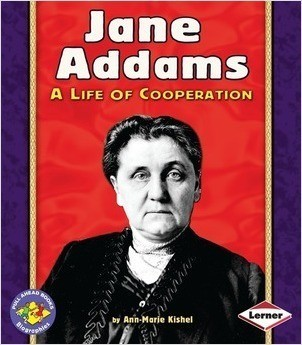Cover: Jane Addams: A Life of Cooperation