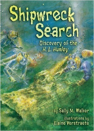 Cover: Shipwreck Search: Discovery of the H. L. Hunley