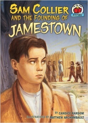 Cover: Sam Collier and the Founding of Jamestown