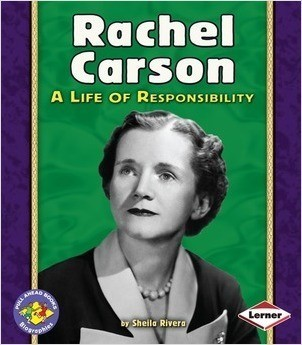 Cover: Rachel Carson: A Life of Responsibility