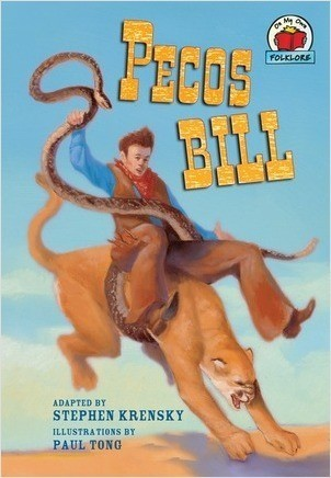 Cover: Pecos Bill