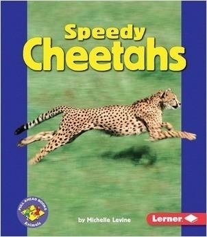 Cover: Speedy Cheetahs