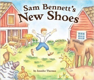 Cover: Sam Bennett's New Shoes
