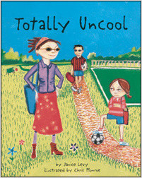 Cover: Totally Uncool