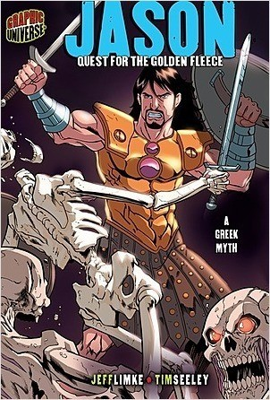 Cover: Jason: Quest for the Golden Fleece [A Greek Myth]