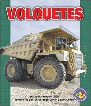 Cover: Volquetes (Dump Trucks)